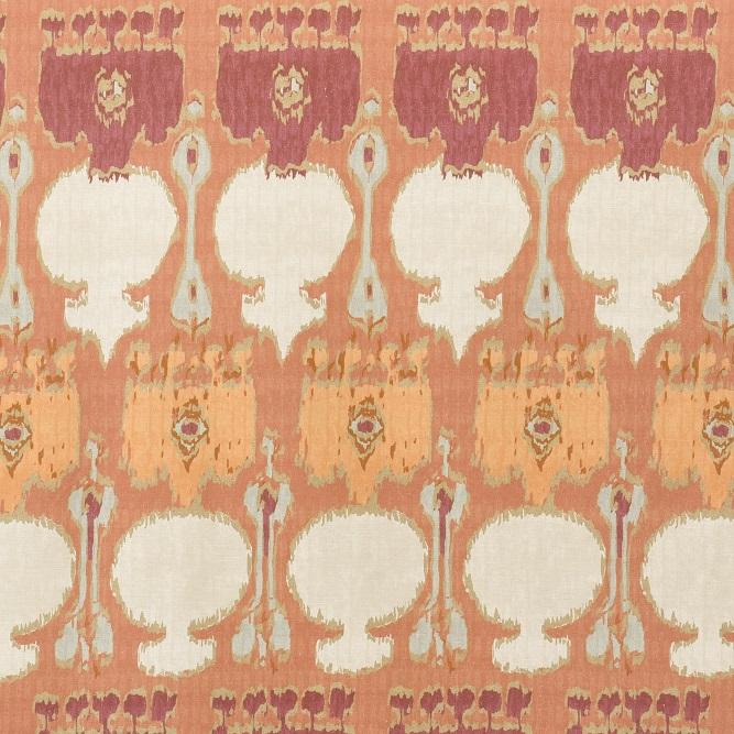 Tecidos Joaçaba decoração IKAT GUAVA Estampados