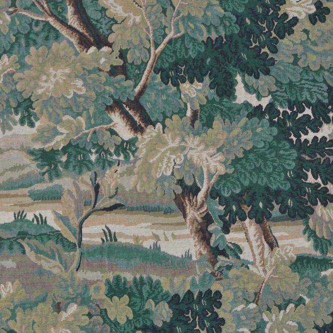 Tecidos decoraçãoVERDURE ESMERALDA