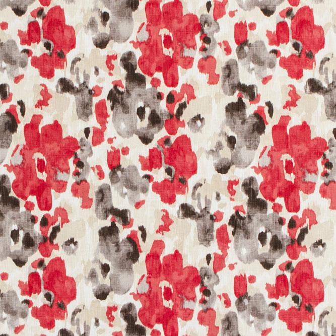 Tecidos Joaçaba decoração FLOR IKAT SPICE Florais