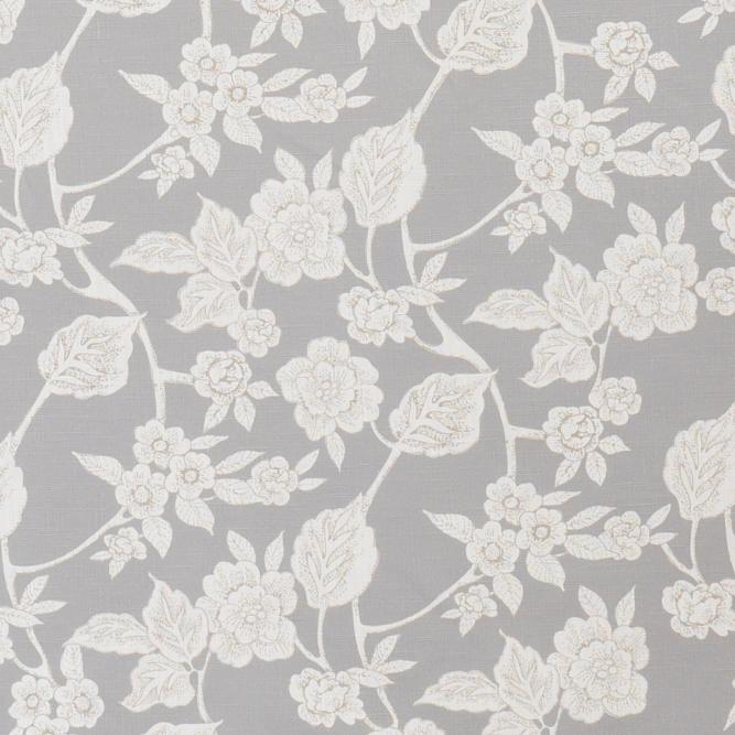 Tecidos Joaçaba decoração FLOR KYOTO SILVER Florais