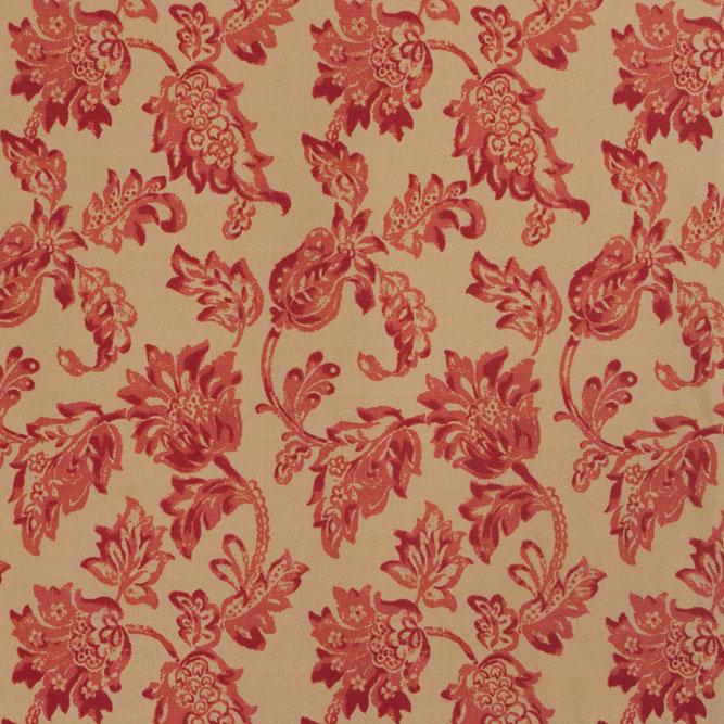 Tecidos Joaçaba decoração FLOR OREGON SPICE Florais